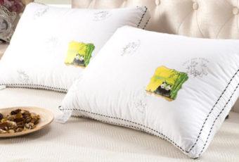 Как и чем стирать подушку из бамбука