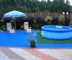Где и как правильно хранить надувной бассейн