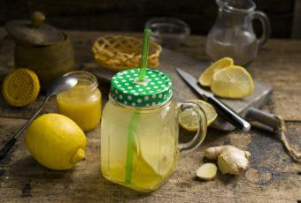 Как принимать имбирь с медом и лимоном для здоровья