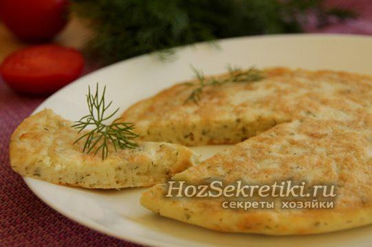 готовые хачапури
