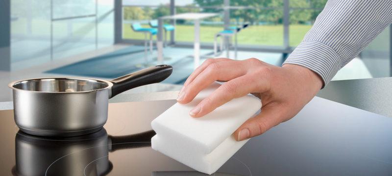 Как использовать меламиновую губку для уборки: польза и вред
