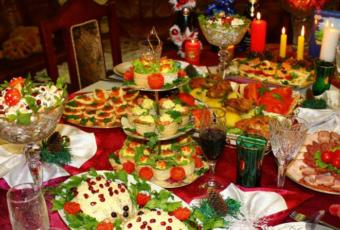 Новогодние закуски на 2019 год – простые и вкусные рецепты