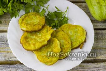 Самые вкусные кабачковые оладьи – бесподобный рецепт