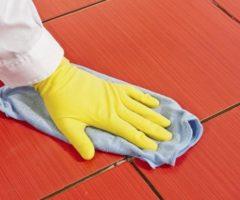 Как и чем отмыть швы на полу на плитке