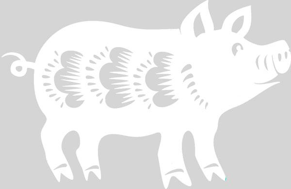 Символ года - Свинья или Кабан