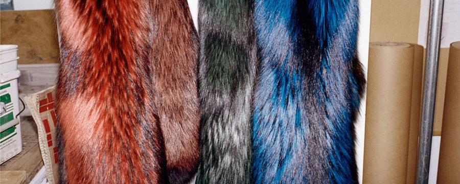 Покрасить мех в домашних условиях: особенности и способы покраски меха