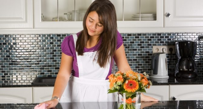 10 простых советов, которые сэкономят кучу времени при уборке!