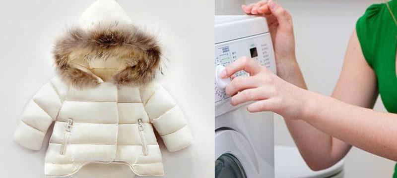 Чем лучше стирать пуховик: лучшие средства для ручной и стирки в стиральной машине
