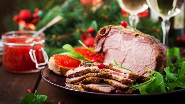 Можно ли есть свинину на Новый год 2019: что подать новогодний стол