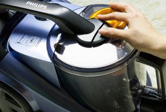 Что такое циклонный фильтр для пылесоса: советы по выбору