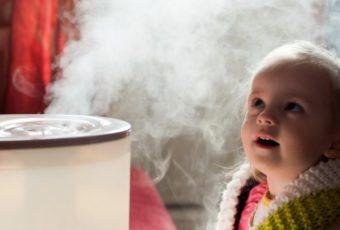 Увлажнитель воздуха для ребенка в детскую: какой лучше и как правильно выбрать