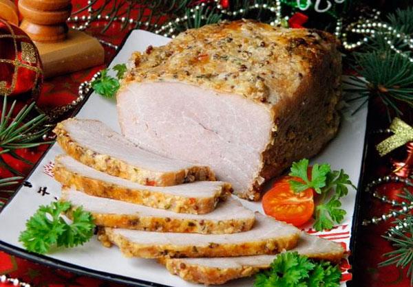 """Буженина """"Новогодняя"""""""