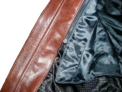 Как обновить кожаную куртку своими руками в домашних условиях