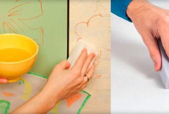 Инструкция по применению меламиновой губки