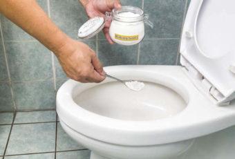 Как убрать известковый налет в унитазе: лучшие средства для удаления извести