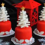 Новогодние тортики