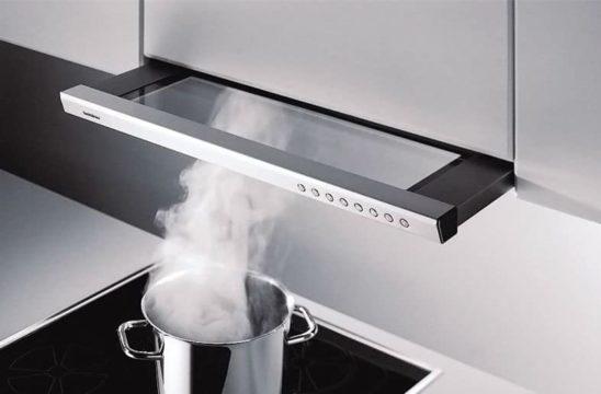 регулировка вытяжки для кухни