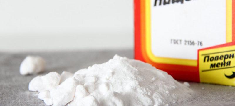 Применение кальцинированной соды в домашних условиях