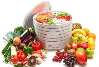 Сушилка для овощей и фруктов: как пользоваться, как выбрать, какая лучше