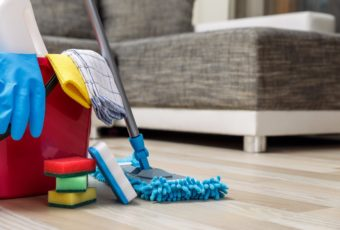 Чистота в доме: советы для поддержания чистоты и порядка в доме