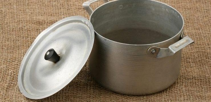 Как очистить алюминиевую кастрюлю: эффективные способы