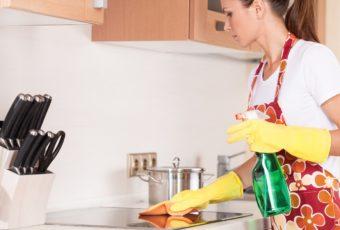 Как сделать уборку на кухне быстро и правильно: эффективные советы