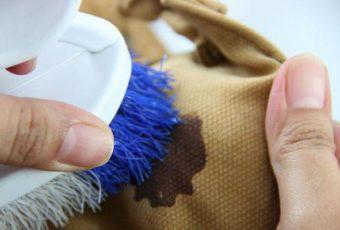 Как вывести пятна с одежды и ткани в домашних условиях