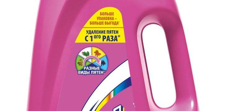 Инструкция по применению жидкого пятновыводителя и порошка Ваниш