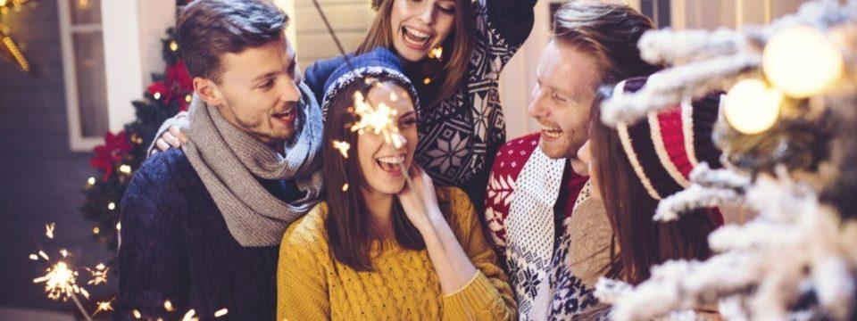 Как весело встретить Новый 2019 год Желтой Земляной Свиньи