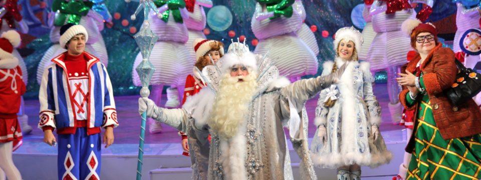 Самые интересные спектакли 31 декабря 2018 года в Москве