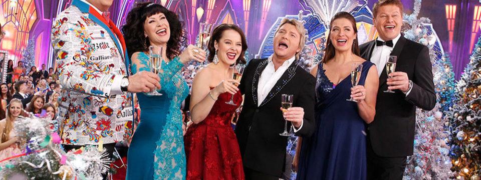 Что покажут интересного на Новый год 2019 по телевизору