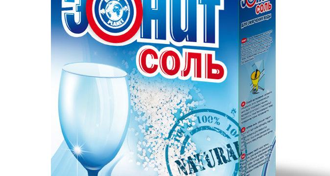 Как выбрать соль для смягчения воды в посудомоечной машине по составу