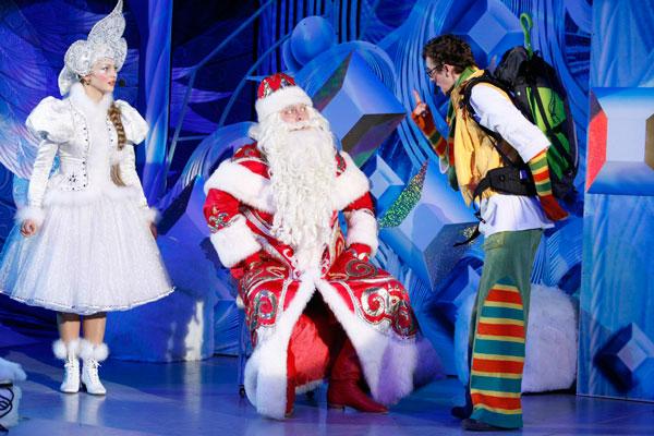 Новогодние елки для детей 2018-2019 в СПб