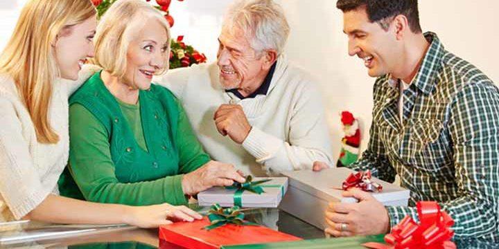 Идеи оригинальных подарков родителям на Новый год 2019
