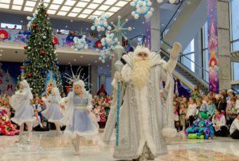 Когда будут проводиться новогодние елки 2018-2019 в Москве для детей