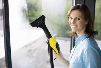 Устройство стеклоочистителя Кёрхер для мытья окон