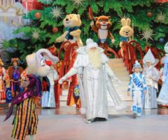 Новогодние елки для детей 2018-2019 в СПб: куда сходить с ребенком