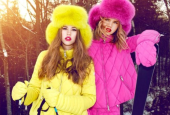 Женские пуховики зима 2018-2019: модные тенденции, новинки, фото