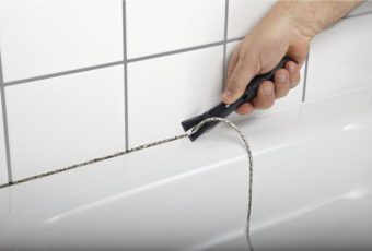 Как убрать силиконовый герметик с ванны: эффективные способы и методы, советы, отзывы