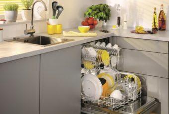 Установка посудомоечной машины Bosch: монтаж и подключение