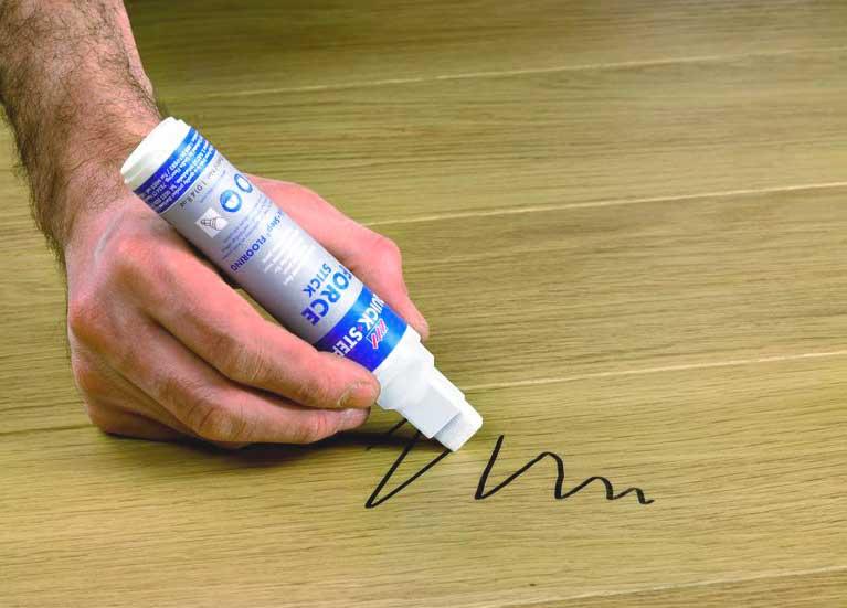 Убрать перманентный маркер