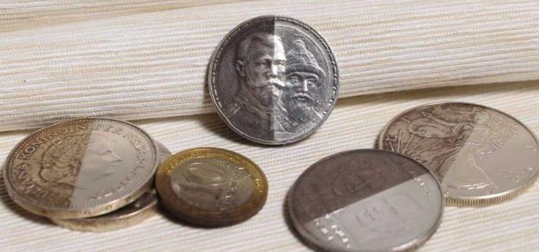 Как очистить серебряную монету в домашних условиях: народные способы