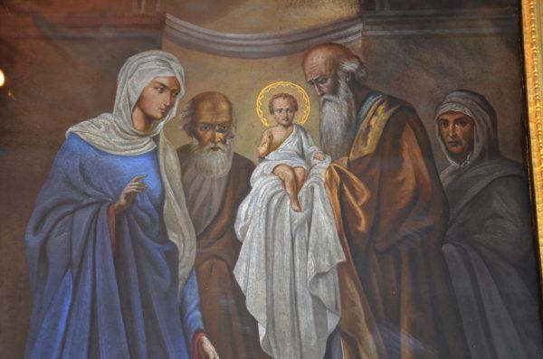 Сретение Господне: история празднования