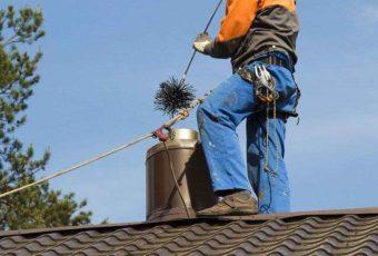 Ерш для чистки дымохода своими руками: материалы для изготовления, как сделать