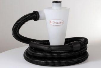 Тип пылесборника для пылесоса: циклонный фильтр