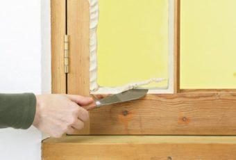 Как правильно утеплить деревянные окна на зиму своими руками