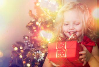 Лучшие идеи подарков для ребенка на Новый год 2019