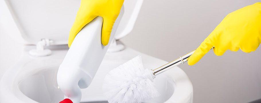 Как почистить унитаз внутри от мочевого камня: народные средства, кислоты при сильных загрязнениях