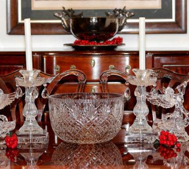 Как почистить хрусталь и избавиться от желтизны и белого налёта: посуда, ваза, люстра