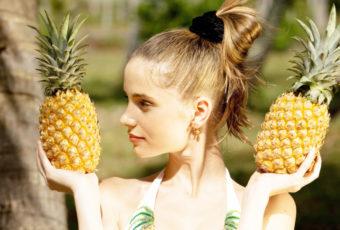 Как хранить ананас в течение месяца?